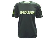Inzone T-shirt Classic. Green